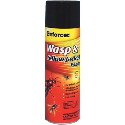 Picture of Enforcer 16 Oz. Foaming Aerosol Spray Yellow Jacket, Wasp & Hornet Killer