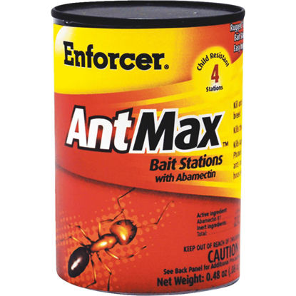 Picture of Enforcer Ant Max 0.48 Oz. Solid Ant Bait Station (4-Pack)