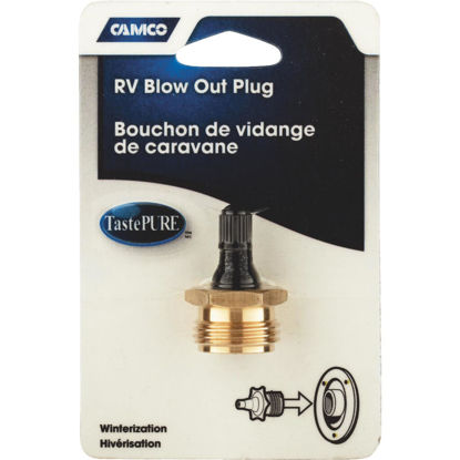 Picture of Camco RV Aluminum Blow Out Kit