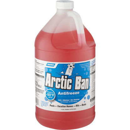 Picture of Camco Arctic Ban Gallon -50 Deg F RV and Marine Antifreeze