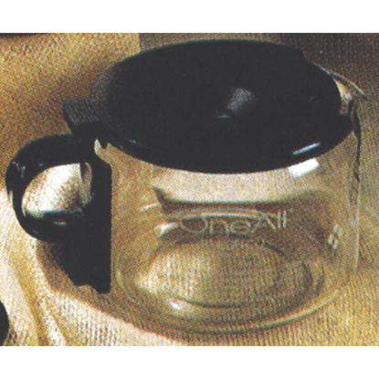 Picture of Medelco 4 Cup Black Coffee Decanter