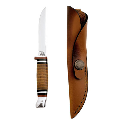 Picture of Case 3-1/4 In. Surgical Steel Fixed Blade Knife