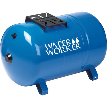 Picture of Water Worker 14 Gal. Horizontal Pre-Charged Well Pressure Tank