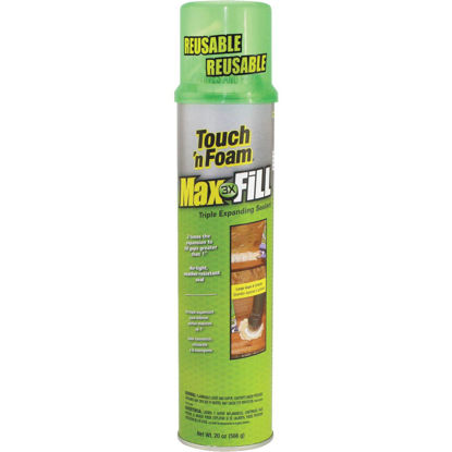 Picture of Touch 'n Foam MAX 20 Oz. Expanding Foam Sealant