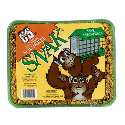 Picture of C&S 2.7 Lb. Squirrel Food Snack Cake