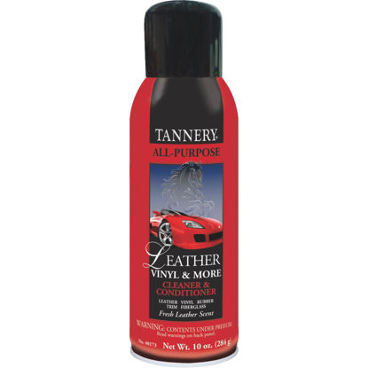 Picture of Tannery 10 Oz. Aerosol Spray All-Purpose Leather Care Cleaner & Conditioner