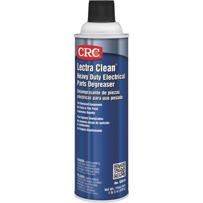 Picture of CRC Lectra Clean 19 Oz. Aerosol Heavy-Duty Electrical Degreaser