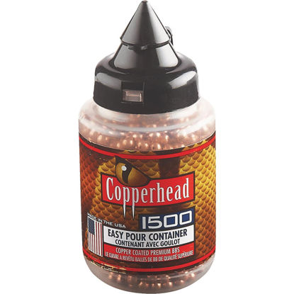 Picture of Crosman Copperhead .177 Cal. Steel BB Ammunition