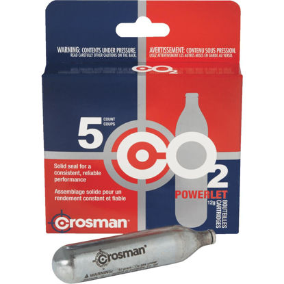 Picture of Crosman 12g CO2 Cartridge