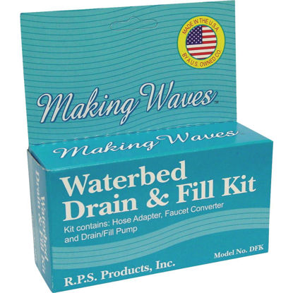 Picture of Making Waves Waterbed Drain And Fill Kit