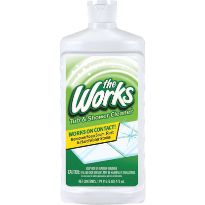 Picture of The Works 16 Oz. Tub & Shower Cleaner