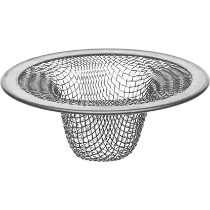 Picture of Danco 2-1/2 In. Stainless Steel Bathroom Sink Drain Strainer