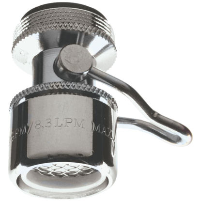 Picture of Do it 1.5 GPM Dual Thread Faucet Aerator with On/Off Switch