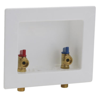 Picture of Danco 2-Valve Washing Machine Outlet Box