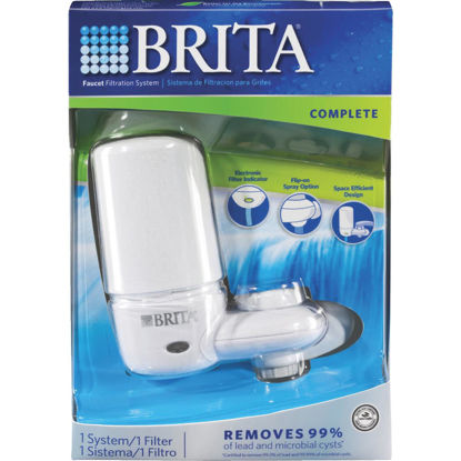 Picture of Brita On Tap System Faucet Mount Water Filter