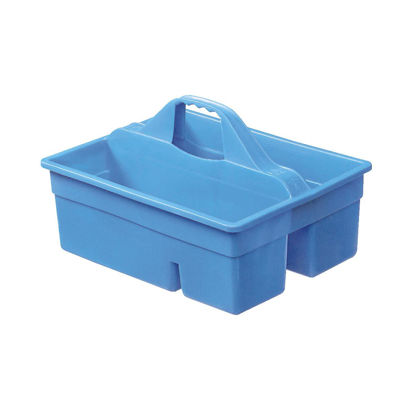 Picture of Little Giant Duraflex 13-1/4 In. W x 10-1/2 In. H x 17 In. L Blue Tool Tote