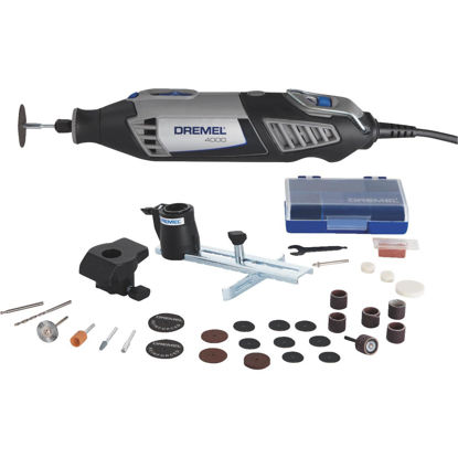 Picture of Dremel High Performance 120-Volt 1.6-Amp Variable Speed Electric Rotary Tool Kit