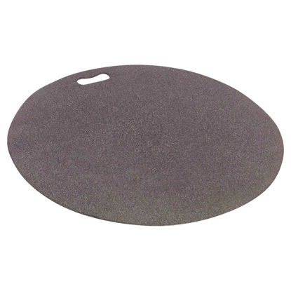 Picture of Diversitech The Original Grill Pad 30 In. Dia. Brown Round Grill Pad
