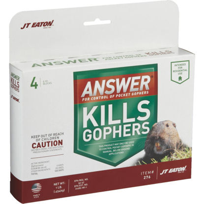 Picture of JT Eaton 4 Oz. Gopher Bait Gopher Killer (4-Pack)