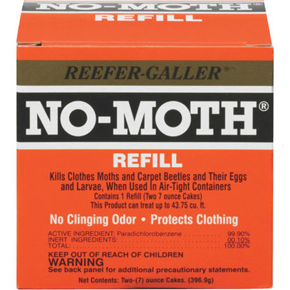 Picture of No-Moth Moth Killer Cake Refill (2-Pack)