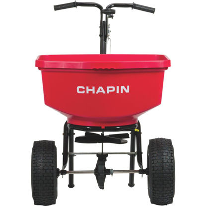 Picture of Chapin 100 Lb. Capacity Contractor Broadcast Push Spreader
