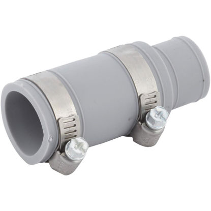 Picture of Fernco 1 In. x 1/2 In. PVC Dishwasher Drain Connector