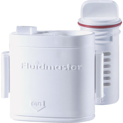 Picture of Fluidmaster Flush 'n Sparkle Automatic Toilet Bowl Cleaning System with Bleach