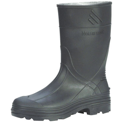 Picture of Honeywell Servus Youth Size 1 Black PVC Rubber Boot