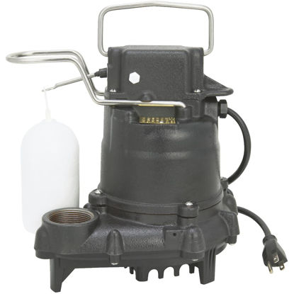 Picture of Do it Best 3/10 HP 115V Effluent and Submersible Sump Pump