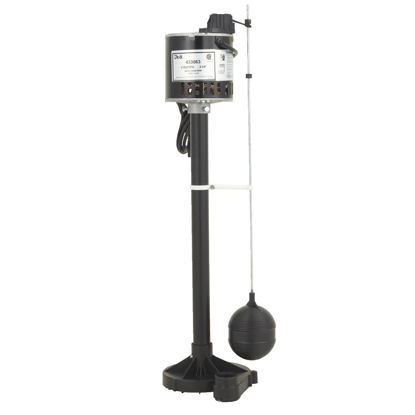 Picture of Do it 1/3-HP Thermoplastic Pedestal Sump Pump