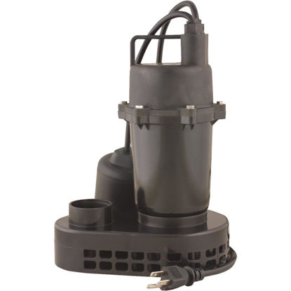 Picture of Do it 1/3 HP 115V Effluent and Submersible Sump Pump