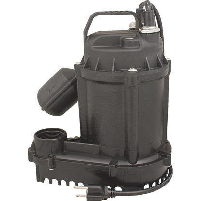 Picture of Do it Best 1/2 HP 115V Effluent and Submersible Sump Pump