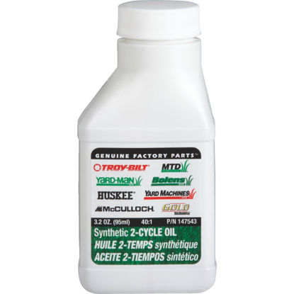 Picture of MTD 3.2 Oz. Synthetic 2-Cycle Motor Oil