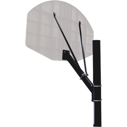 Picture of Huffy Sports Adjustable Backboard Mounting Basketball Pole