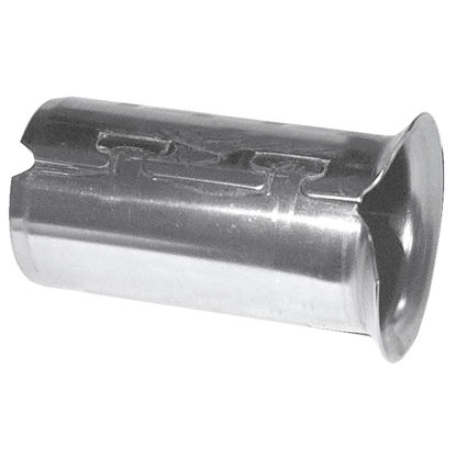 Picture of A Y McDonald 3/4 In. Stainless Steel Insert Stiffener for CTS Poly Pipe