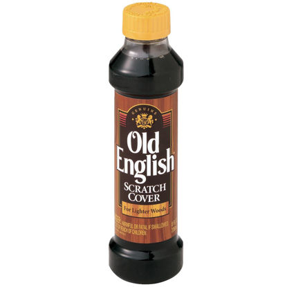 Picture of Old English 8 Oz. Scratch Cover Wood Polish for Lighter Wood