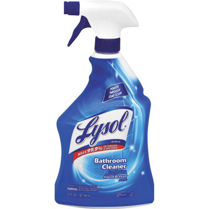 Picture of Lysol 32 Oz. Island Breeze Bathroom Cleaner