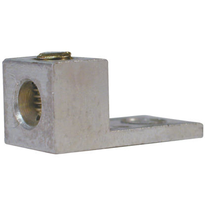 Picture of Gardner Bender #14 to #10 STR, #14 to #00 SOL Aluminum Mechanical Lug Terminal (2-Pack)