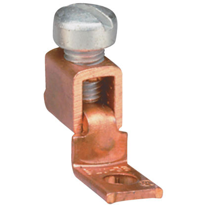 Picture of Gardner Bender #8 to #2 SOL Copper Mechanical Lug Terminal (2-Pack)