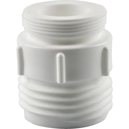 Picture of G. T. Water Female Faucet Adapter for Drain King, Plastic