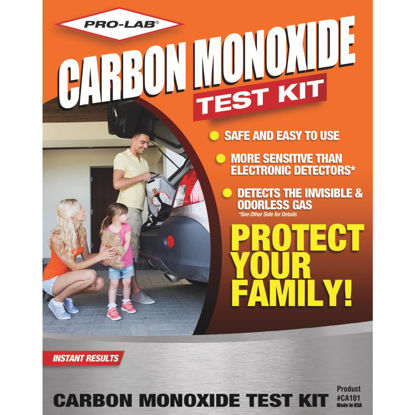 Picture of Pro Lab Instant Results Carbon Monoxide Test Kit