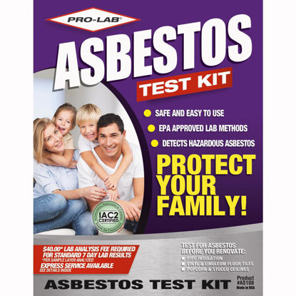 Picture of Pro Lab Asbestos Test Kit
