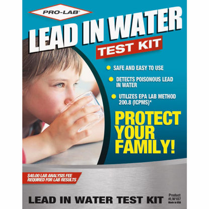 Picture of Pro Lab Drinking Water Lead Test Kit