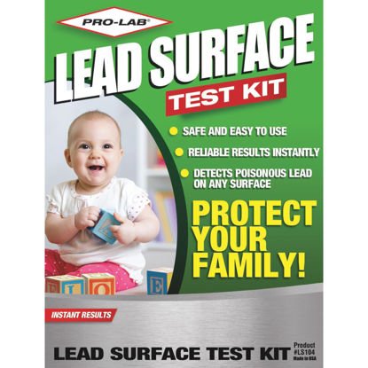 Picture of Pro Lab Instant Results Test Strips Lead Surface Test Kit (6-Pack)
