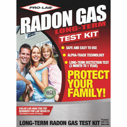 Picture of Pro Lab Long-Term Radon Test Kit