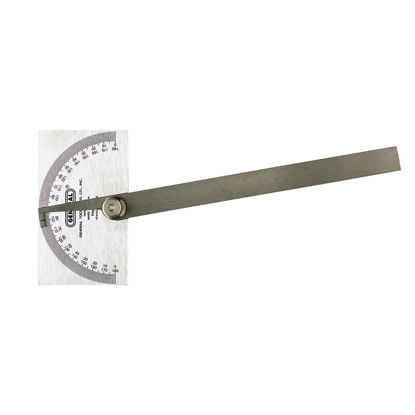 Picture of General Tools Steel Square Head Protractor