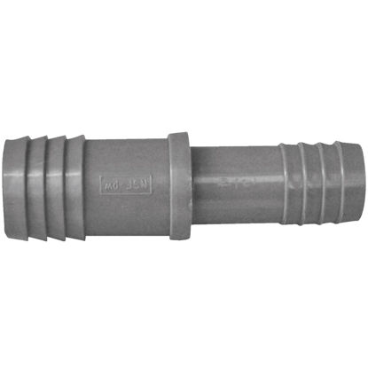 Picture of Genova 1 In. x 3/4 In. Reducing Polypropylene Insert Coupling