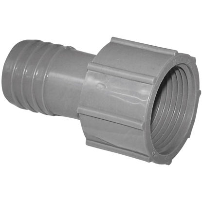 Picture of Genova 1 In. Insert x 1 In. FIP Polypropylene Hose Adapter