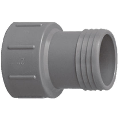Picture of Genova 1/2 In. Insert x 1/2 In. FIP Polypropylene Hose Adapter