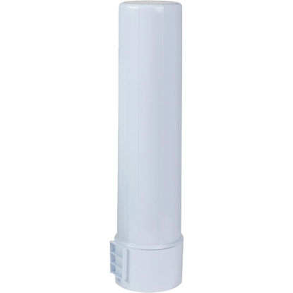 Picture of Rubbermaid White Plastic Water Jug Cup Dispenser